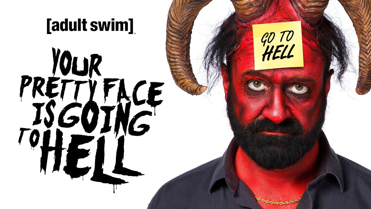 Download [TRAILER] Adult Swim  - Your Pretty Face is Going To Hell 🇫🇷   Saison 3