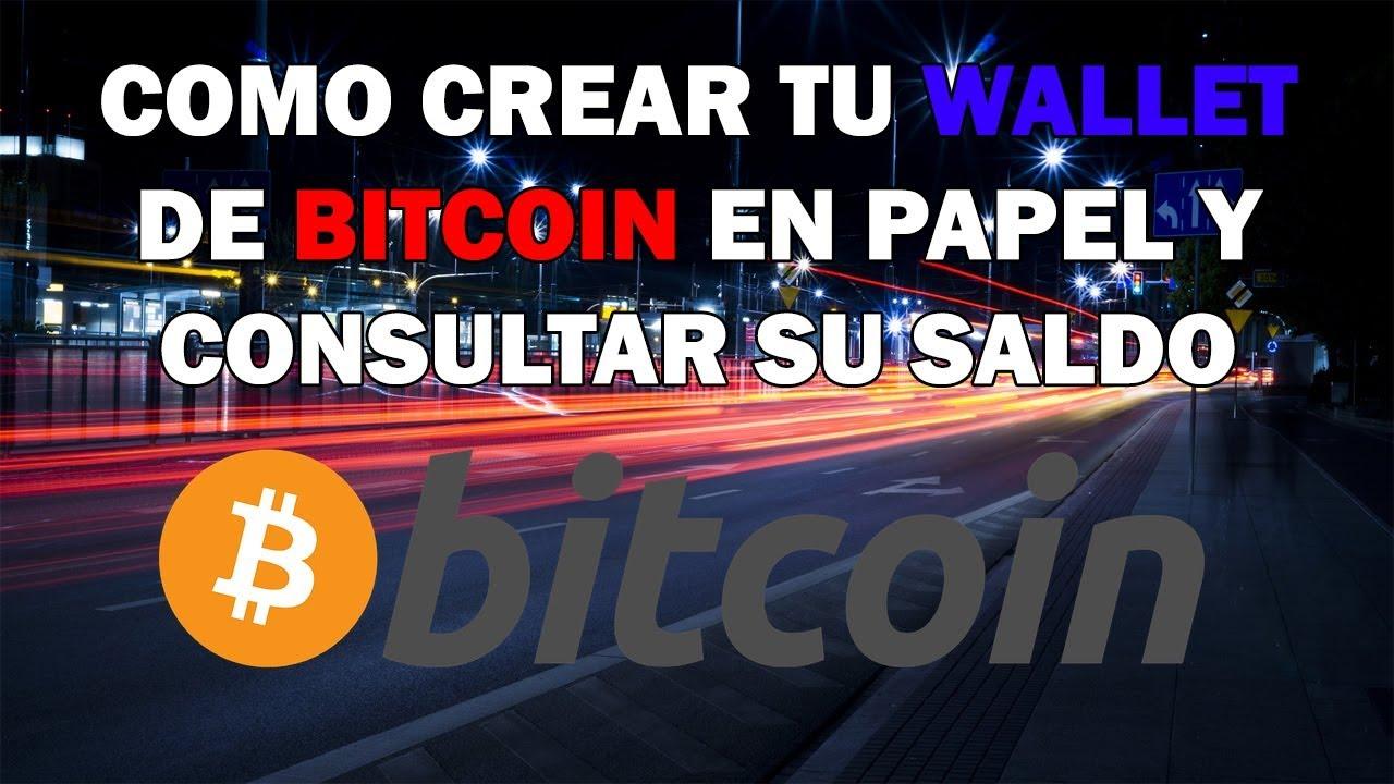 ver saldo carteira bitcoin)