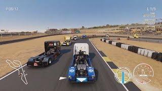 FIA European Truck Racing Championship - Jarama Gameplay