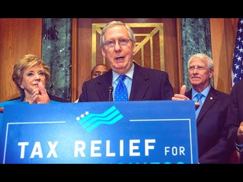 How the GOP's Tax Plan Raises YOUR Taxes to Fund Tax Cuts for the Rich