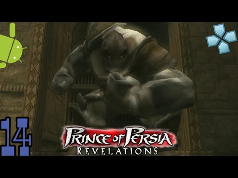 Prince Of Persia Revelations Part 14 Mechanical Tower PPSSPP Play On Android