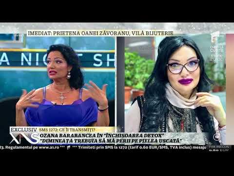 Ozana Barabancea a ajuns de nerecunoscut! Iată cum arată vedeta după ce a slăbit 40 de kilograme