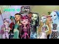 Monster High Scaris Pelicula HD Parte 10