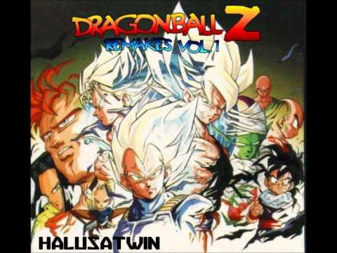 HalusaTwin - DBZ: Pikkon's Theme (Silent Warrior Mix)