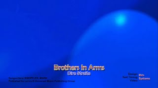Brothers In Arms - Dire Straits Karaoke