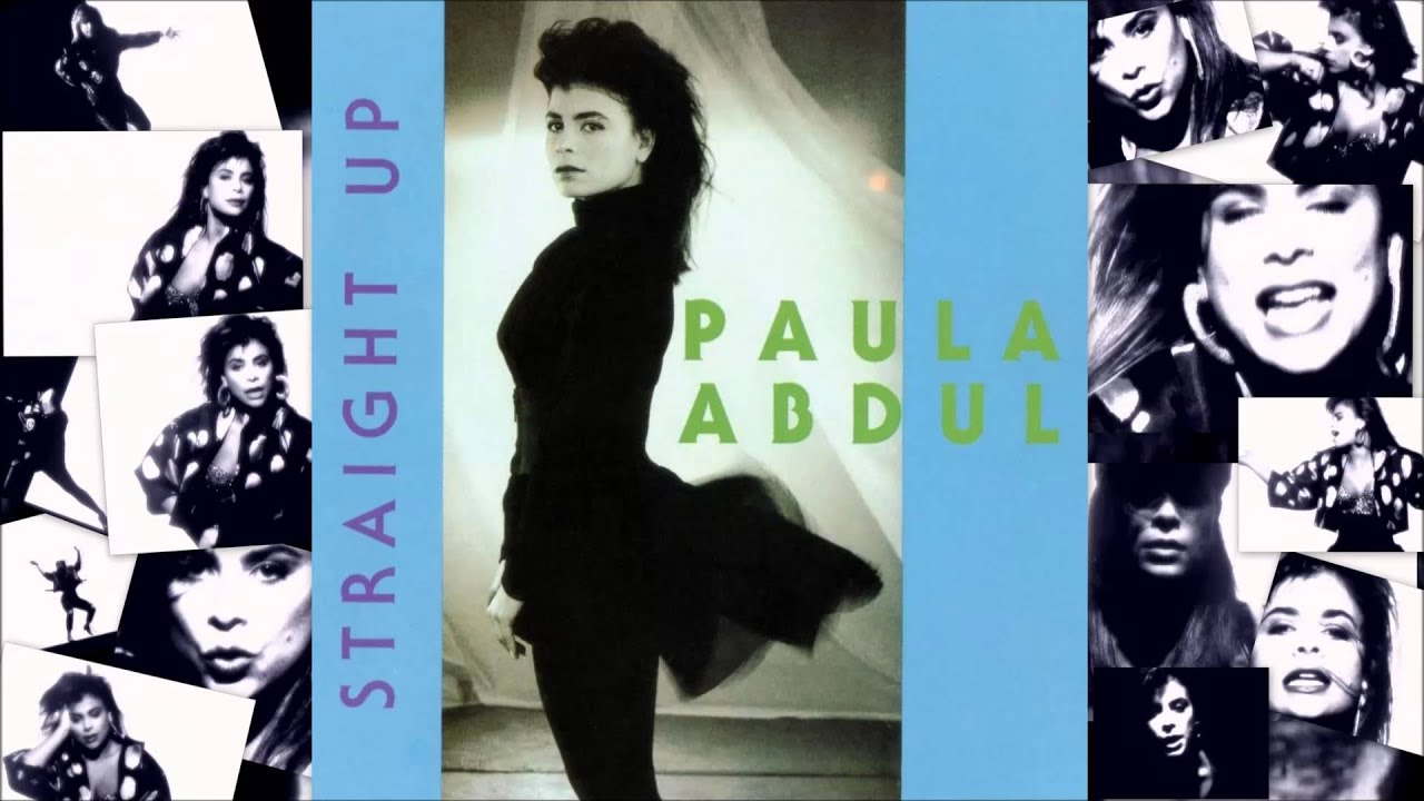 Paula Abdul Straight Up