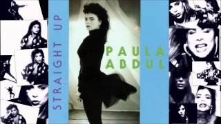 Paula Abdul - Straight Up (House Mix) (Edit) (Audio) (1080i HD)