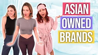 Asian & Pacific Islander Owned Clothing Haul - All Under $100! *shop small*