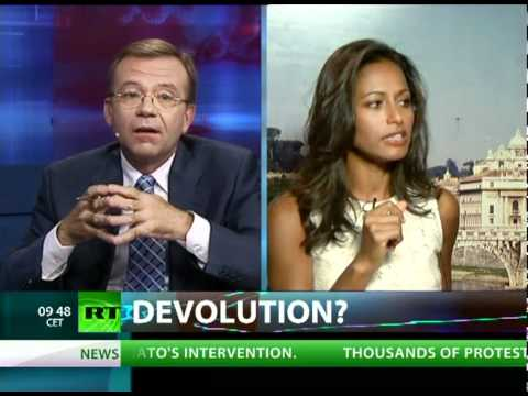 CrossTalk on Egypt: Devolution?