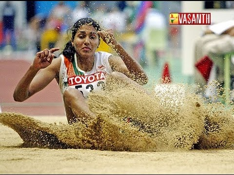 Pennoviyam 68 | Anju Bobby George | Athlete Profile | Vasanth TV