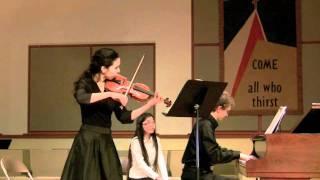 Beethoven: Kreutzer Sonata, I. Adagio sostenuto - Presto