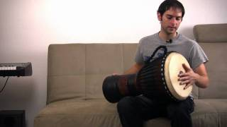 Meinl Earth Rhythm Djembe | Djembe Review | loudestreviews.com