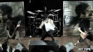 Suicide Silence - The Price Of Beauty. Live, HOT TOPIC Studios.