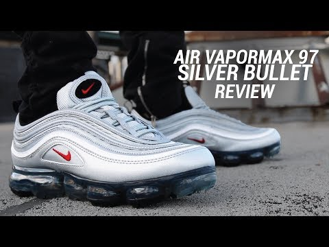 sneakers for cheap a94c2 aba56 AIR VAPORMAX 97 SILVER BULLET REVIEW - YouTube