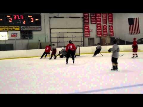 Eastside Elite Hockey- Josh Kesler toe drag sets u...