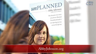 Christian Television Network features Abby Johnson former Planned Parenthood Director Unplanned Film