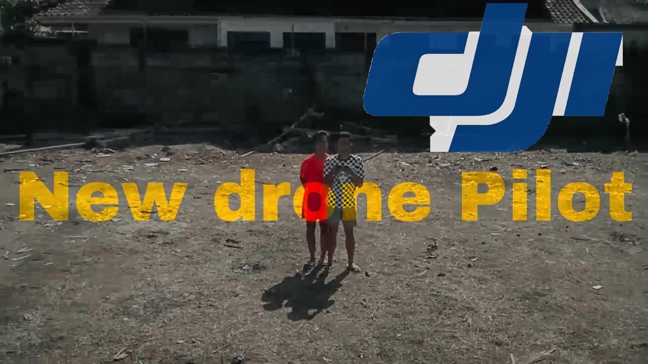 REVIEW DJI TELLO INDONESIA #NEWDRONEPILOT