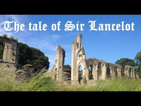 Glastonbury's Holiest Knight (Sir Lancelot) - Henry Buckton