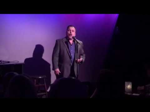 "David Sabella sings ""I Miss The Music"" from the Broadway musical Curtains"