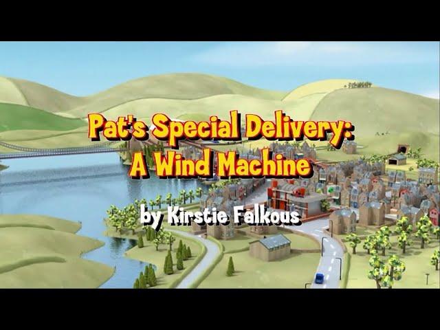 Pieter Post - Seizoen 9 - Afdeling Speciale Pakketjes - Aflevering 3 - Een Windgenerator