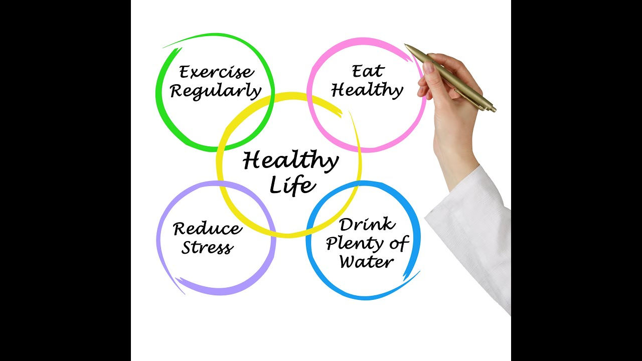 A report on the importance of health and the recommendation for a healthy lifestyle