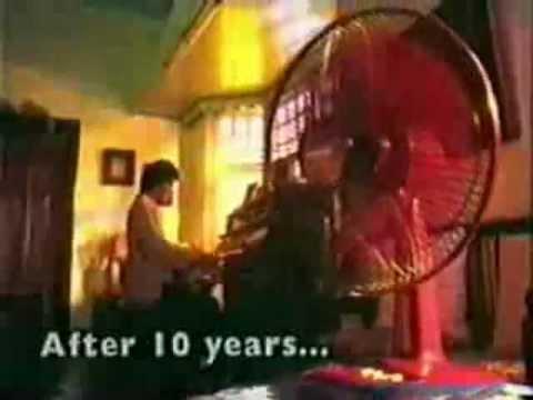 UNION Electric Fan Ad in March 2000