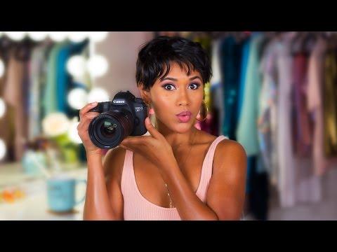 How to Film Like a Beauty Guru | TECH TALK