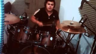 Yo Quisiera Detenerte - Siggno (cover drums)