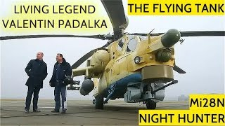 Meet Hero Of Russia! The Legendary Pilot Who Tested Every Russian Helicopter - From Mi-1 To Mi-28n