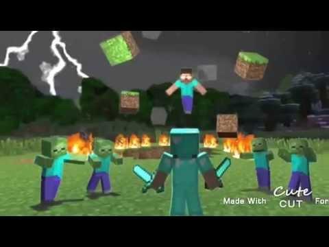 Minecraft Herobrine Animation