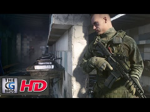 "CGI 3D Animated Trailers : ""Escape From Tarkov / CG Cinematic"" - by MAIN ROAD