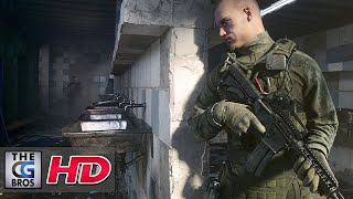 CGI-3D-Animierte Trailer : '' - Escape Von Tarkov / CG-Cinematic'' - durch die MAIN ROAD|POST | TheCGBros