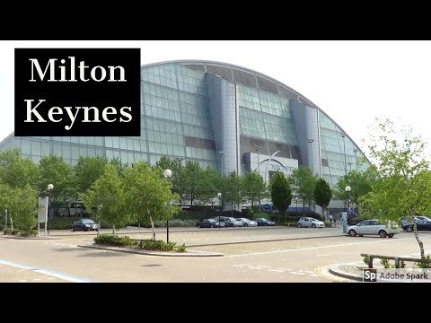 Travel Guide Milton Keynes Buckinghamshire UK Pros And Cons Review