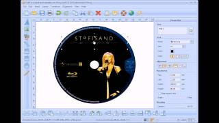 How to make and print Blu-ray DVD Label