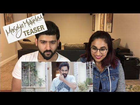 Meesaya Murukku Trailer Reaction | Hiphop Tamizha | Rajdeep