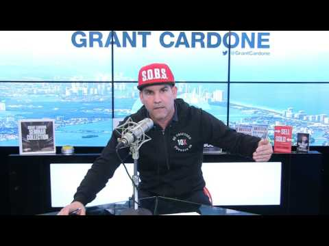 Grant Cardone Talks Promotion, Marketing, and Donald Trump - Your Voice Radio
