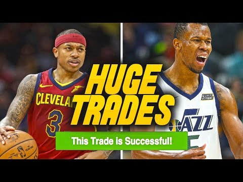 BREAKING NEWS CLEVELAND CAVALIERS TRADE DWYANE WADE AND ISAIAH THOMAS!!