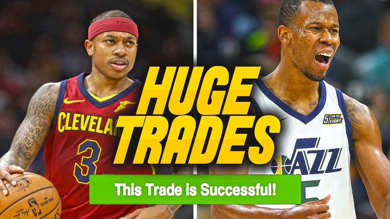 Breaking News Cleveland Cavaliers Trade Dwyane Wade And Isaiah