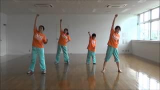 なみえ焼そば体操(教材ビデオ)