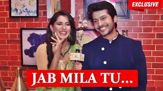 When We Met with Srishti Jain & Namish Taneja   Main Maike Chali Jaungi   Sony TV