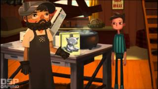 Broken Age Act 2 playthrough pt2 - Retracing One