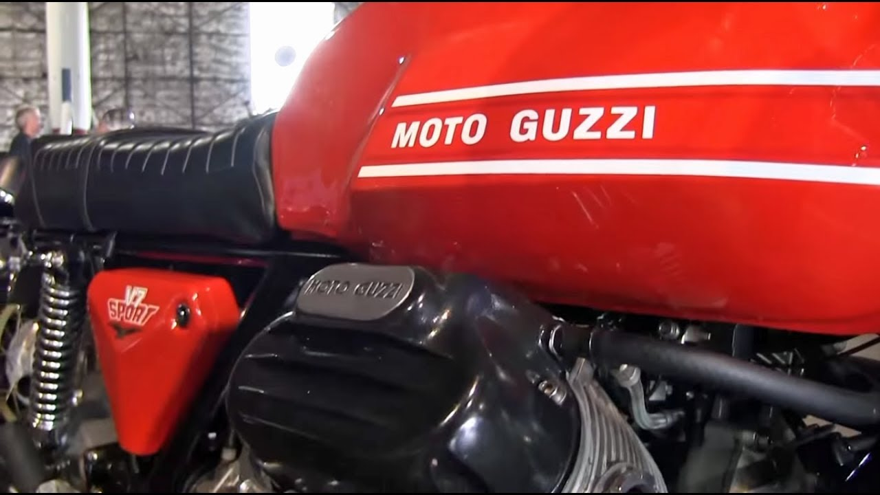 clymer manuals moto guzzi v7 v 7 sport cafe racer walk around