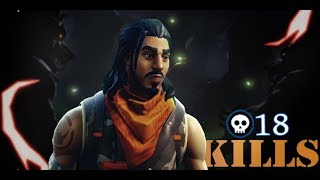 18 Elims Arena Chaos!!! (Full of Bots) ----Fortnite BR