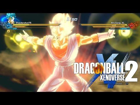 KAIOKEN SSB VEGITO! GODS VS MORTALS DLC PC MOD PACK! Dragon Ball Xenoverse 2 FIGHTS!