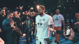 Битва на Волге турнир по MMA  закулисье