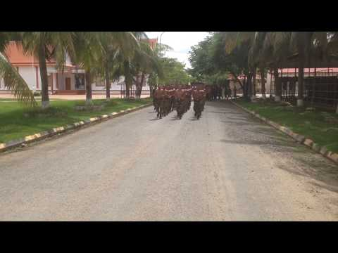 Army bhq running for big body