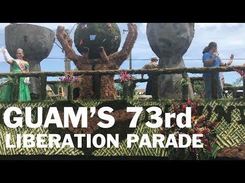 DJCURE VLOGS: I'm no longer a virgin. To Guam's Liberation Parade!