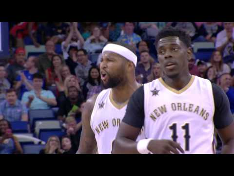 Memphis Grizzlies at New Orleans Pelicans - March 21, 2017