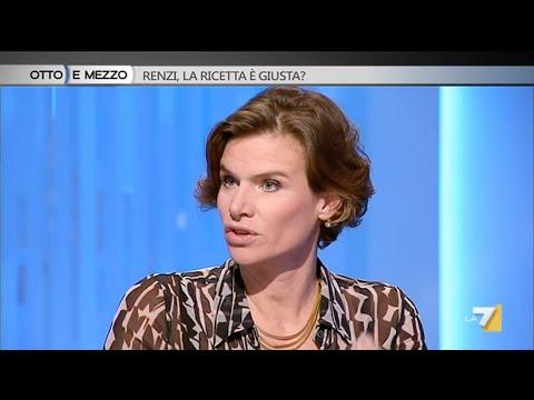 Otto e Mezzo - Renzi, la ricetta è giusta?