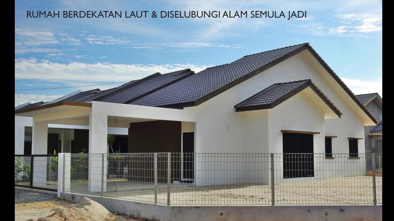 Design Rumah Teres Setingkat Moden Desainrumahid